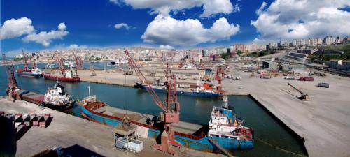 Çelebi Bandırma Limanı Hafriyat ve Dolgu İşleri